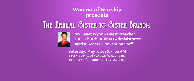 SistertoSister